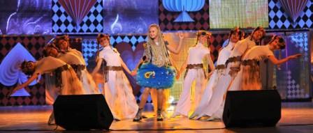 Алина Овчаренко с песней Кукушка