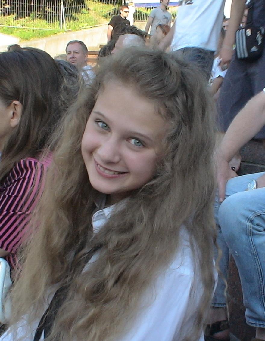 Alina Ovcharenko